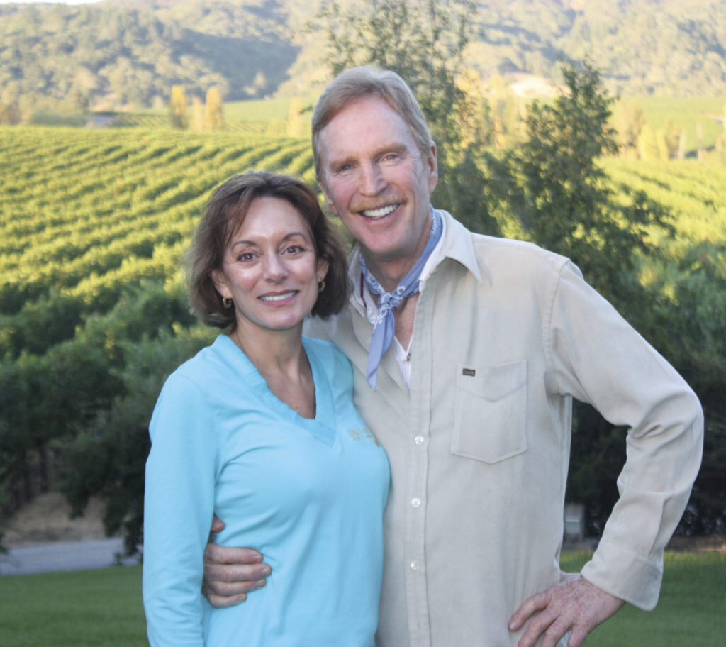 Re-Posting our Conversation with Michael Houlihan and Bonnie Harvey – How They Built Barefoot Wine